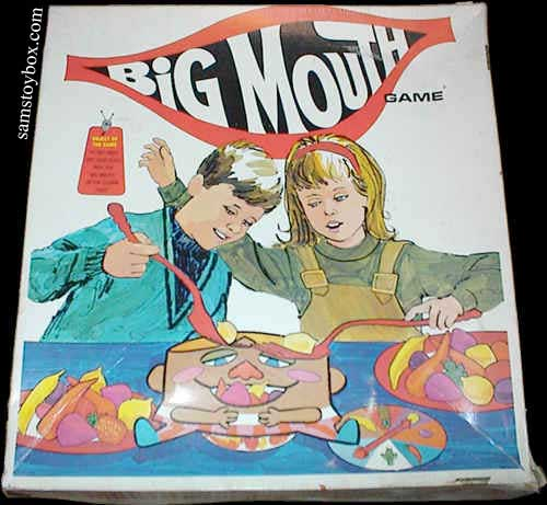 Big Mouth Game by Schaper Box
