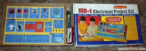 100-in-1 Electronic Project Kit