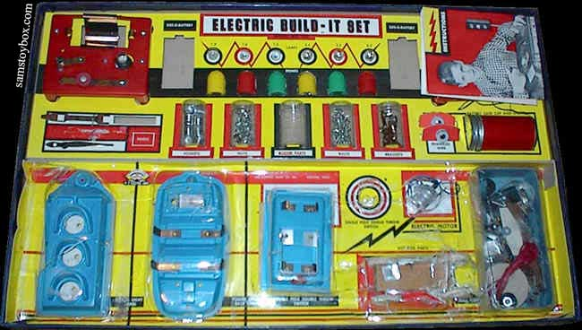 Electric Build-It Master Set
