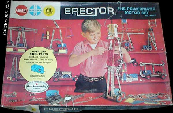Erector Set Box