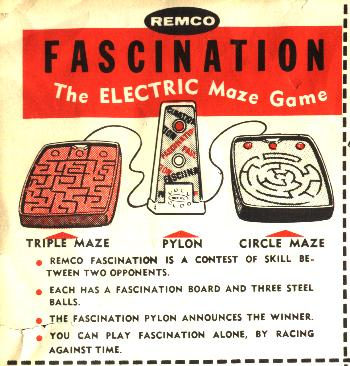 Fascination Instructions