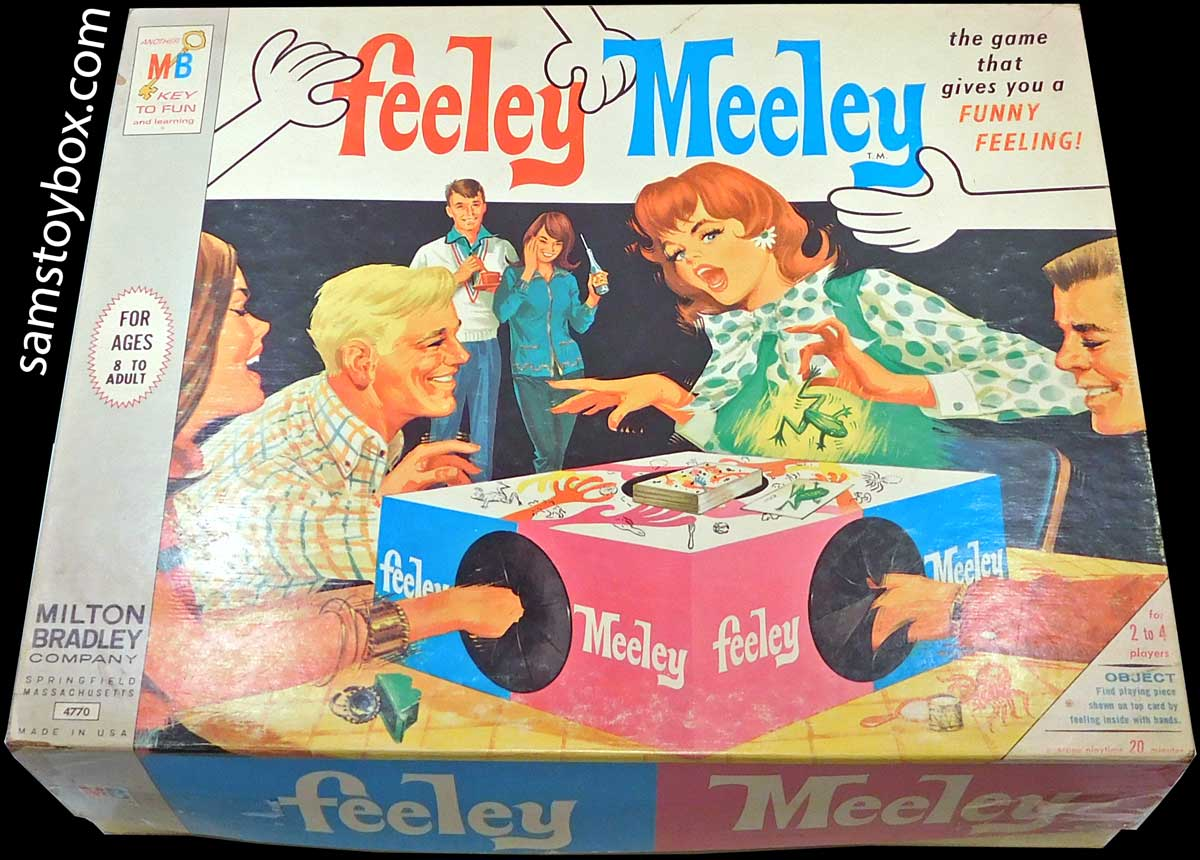 Feeley Meeley Game Box
