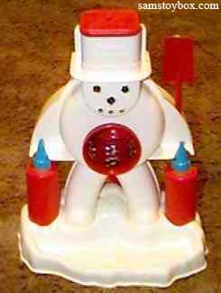 Frosty Sno-Man Sno-Cone Machine