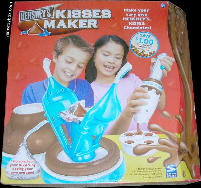 Hershey's Kisses Maker by Spin Master Toys
