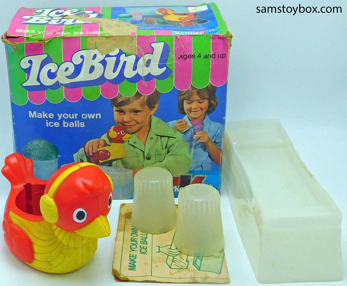 Kenner's Ice Bird Sno-Cone Maker