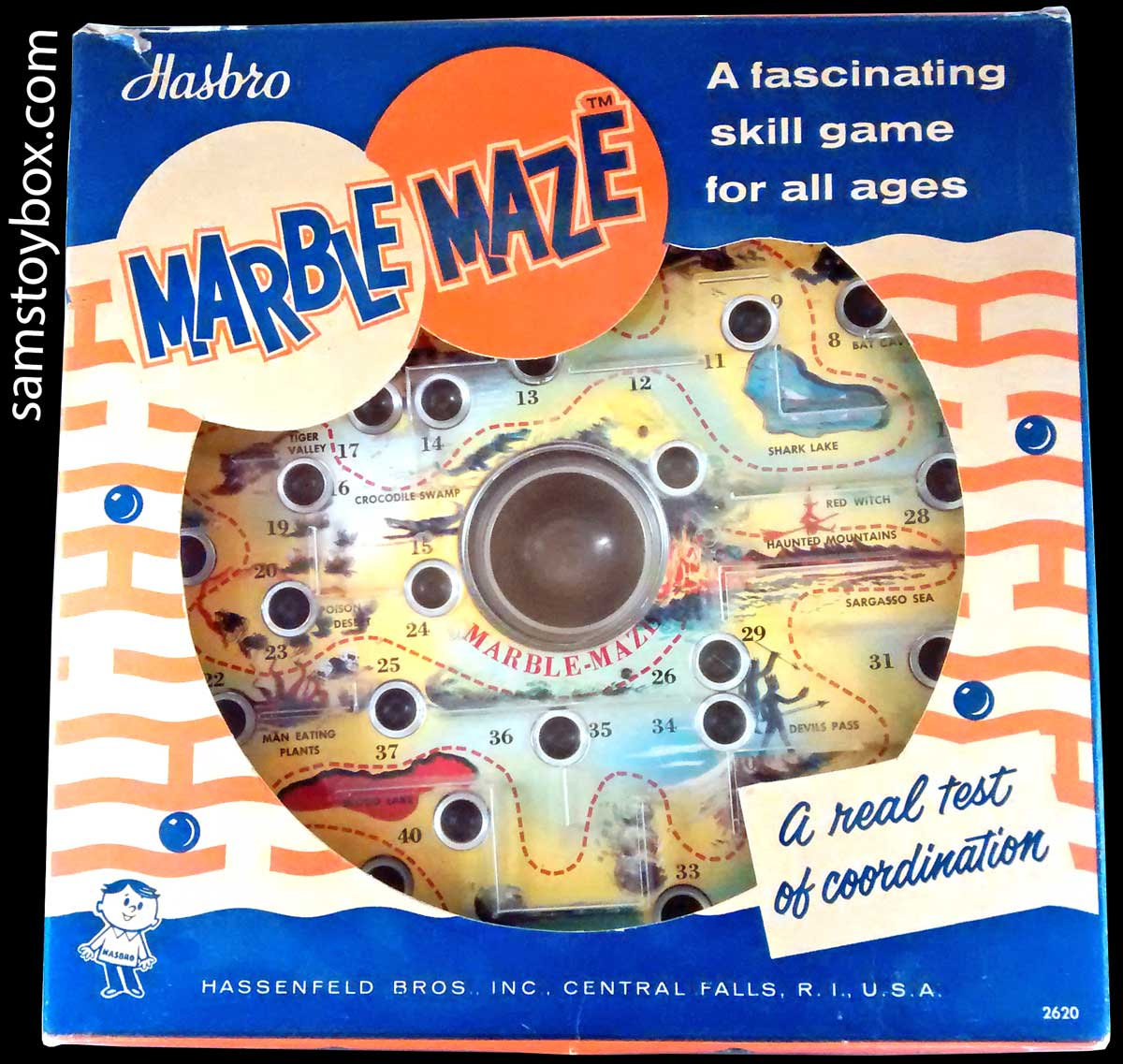 Marble Maze Game By Hasbro Sam S Toybox