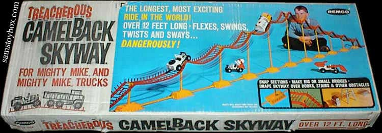 Mighty Mike Camelback Skyway by Remco