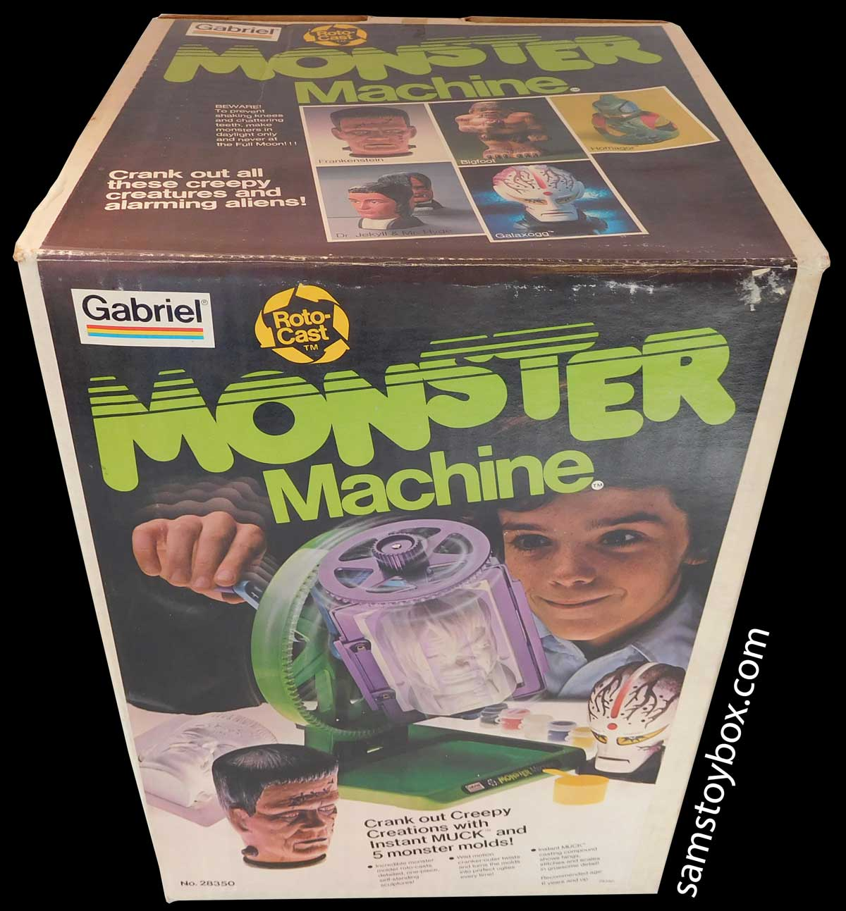 Monster Machine Box