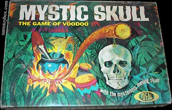 Mystic Skull Game Box