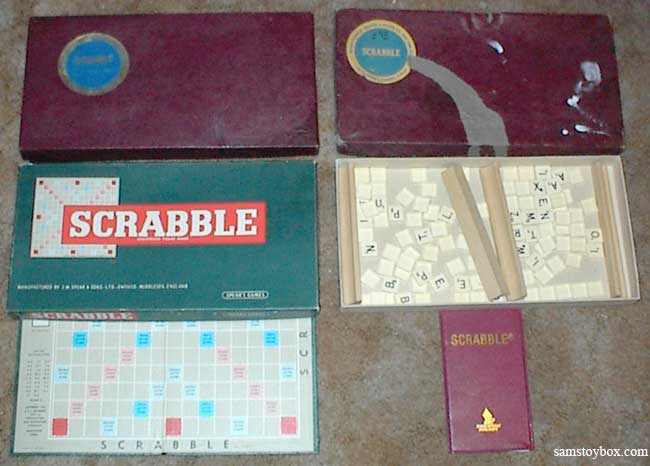 Scrabble Game collection