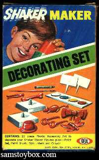 Shaker Maker Decorating Set