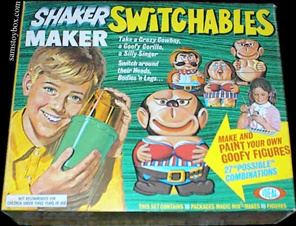 Shaker Maker Switchables