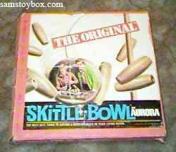 Skittle Bowl Box
