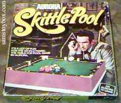 Skittle Pool Box