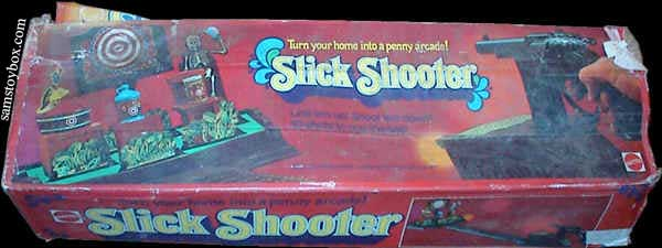 Slick Shooter Box