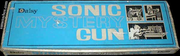 Sonic Mystery Gun by Daisy Box