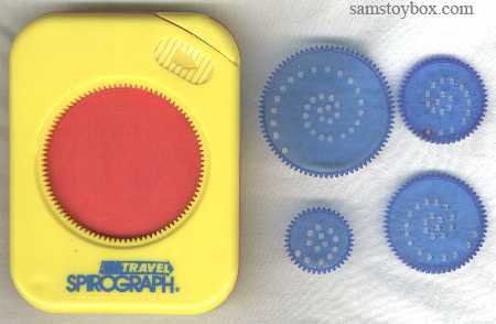 Travel Spirograph from 1988