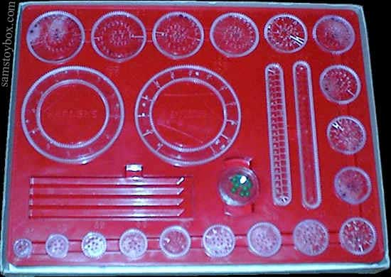 Spirograph Contents