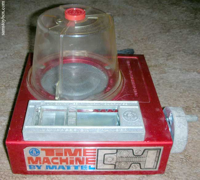 Strange Change Toy : Strange change machine by mattel and toymax sam s toybox