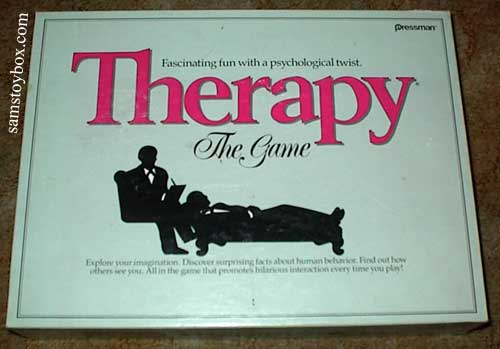 Therapy Game