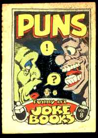 Funny Li'l Joke Books 8 of 44