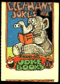 Funny Li'l Joke Books 23 of 44