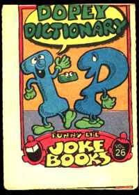 Funny Li'l Joke Books 26 of 44