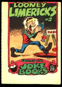 Funny Li'l Joke Books 28 of 44