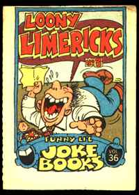 Funny Li'l Joke Books 36 of 44