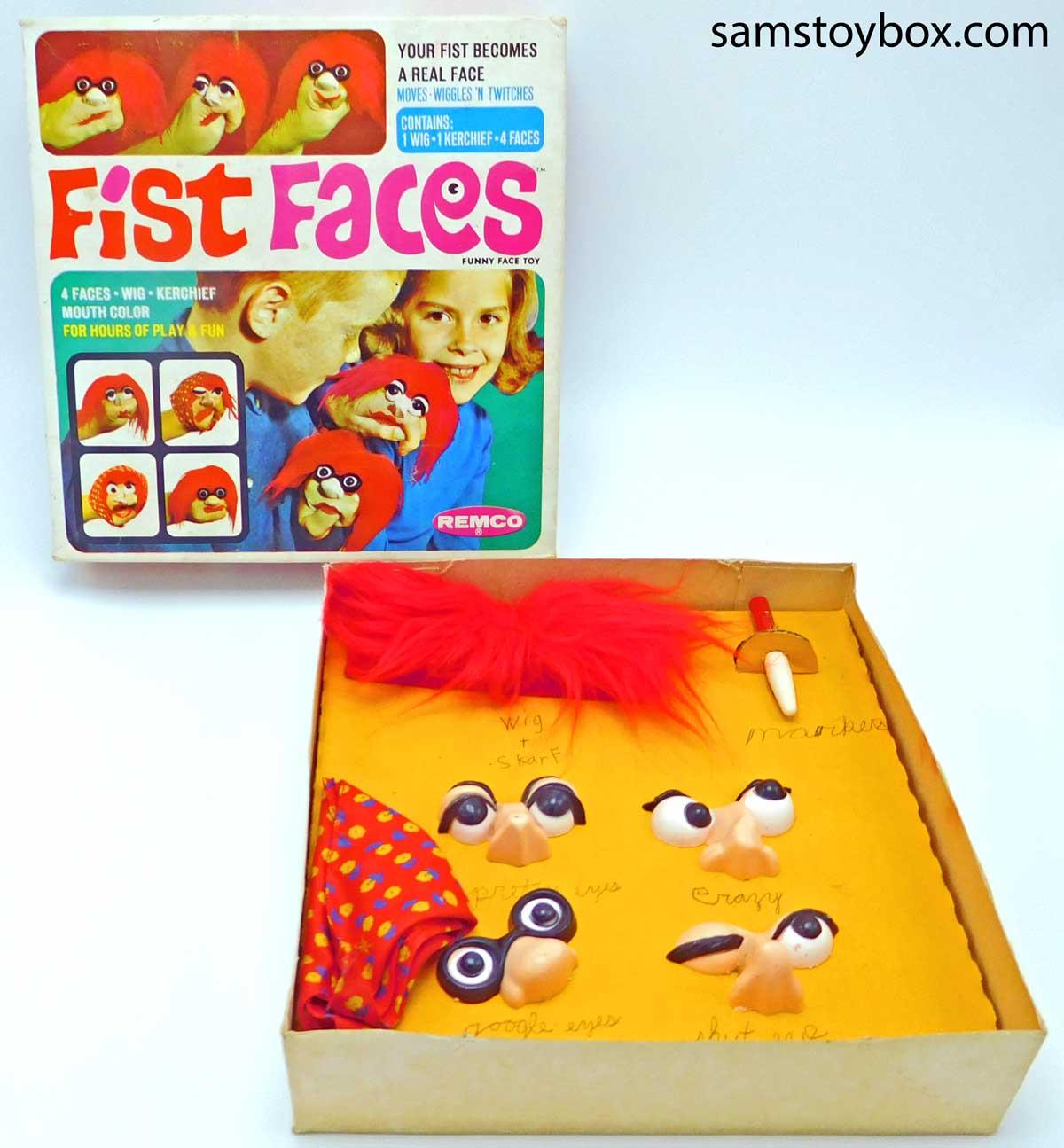 Fist Faces