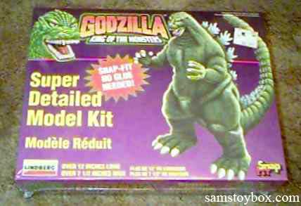 Monster Model Kits by Aurora and Polar Lights - Sam's Toybox